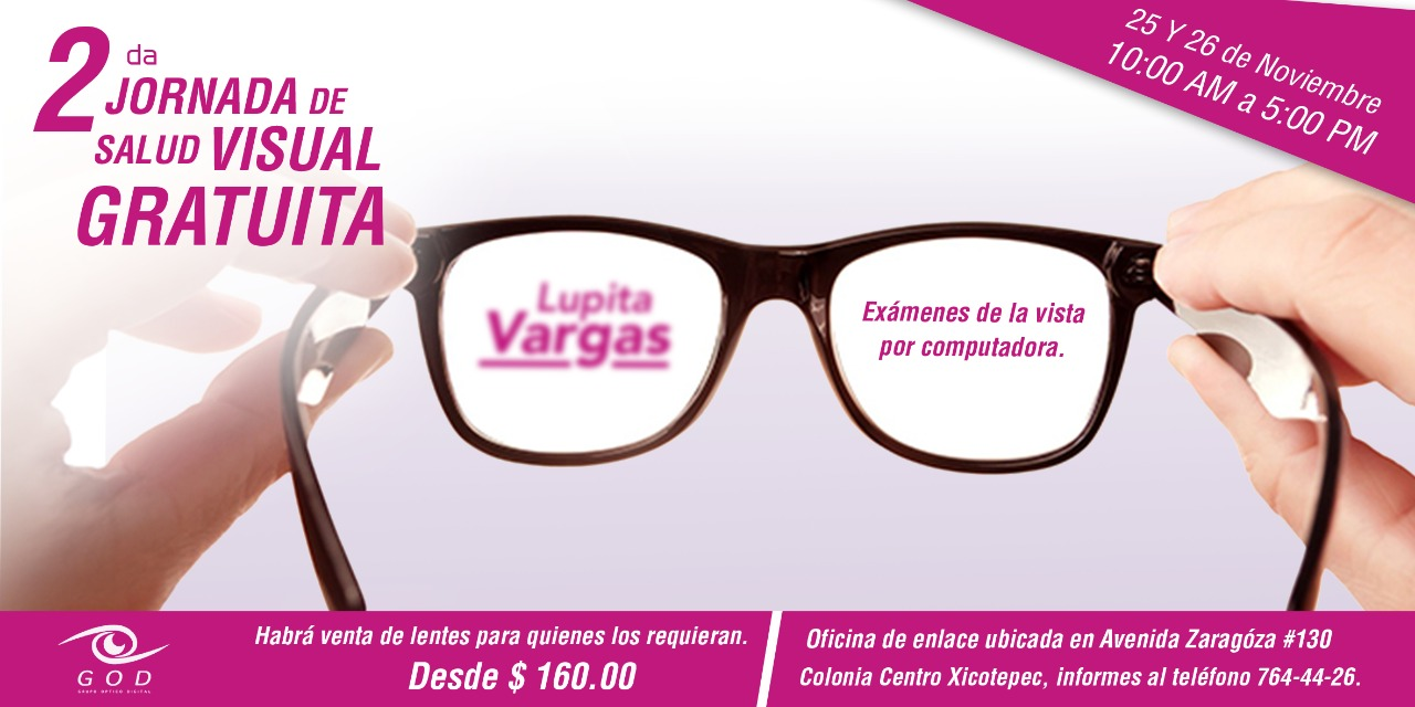 Invita Lupita Vargas a participar en la Segunda Jornada Visual